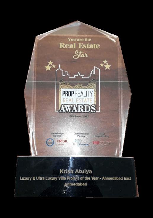 Krish Atulya Award